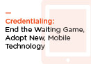 Credentialing Whitepaper