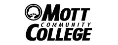Logo - Mott Community College - 239x92