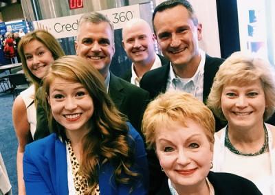 The SkillSurvey team at NAMSS 2015