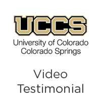 University of Colorado Colorado Springs Case Study