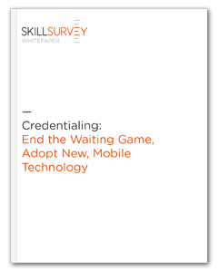 Credentialing: End the Waiting Game Whitepaper