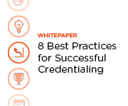 8 Best Practices for Successful Credentialing Whitepaper