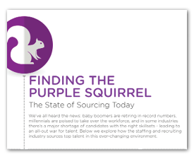 Fiinding the Purple Squirrel