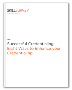 Successful Credentialing: 8 Ways to Enhance Your Credentialing Processes Whitepaper