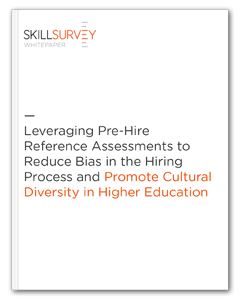 Reduce Bias and Promote Diversity in Higher Education Hiring Whitepaper