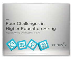 4 Challenges in Hiring Ed Hiring eBook