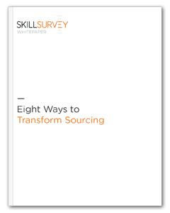 8 Ways to Transform Sourcing Whitepaper