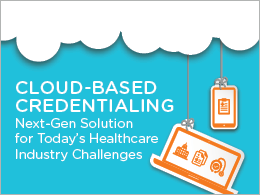 Cloud-Based Credentialing Whitepaper