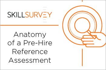 Anatomy of a Pre-Hire Assessment Essential Grid