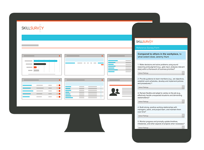 Reference Checking Online - Reference Check Solution by SkillSurvey