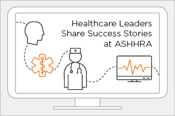 Healthcare Customers at ASHHRA Videos Essential Grid