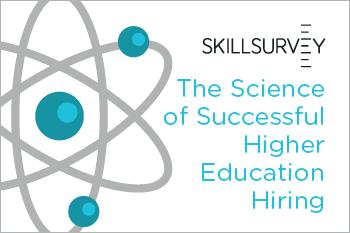 Science of Successful Higher Ed Hiring eBook Essential Grid