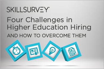 4 Challenges in Higher Education Hiring eBook Essential Grid