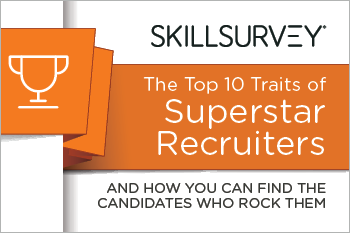 What Makes a Recruiter a Superstar Infographic Essential Grid