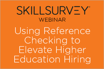 Elevate Higher Education Hiring Resource