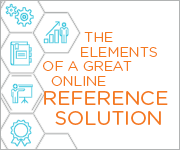 Elements of a Great Reference Solution Infographic Related