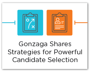 Gonzaga Candidate Selection Webinar
