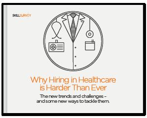 Healthcare Hiring Harder Than Ever eBook